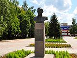 Бюст П.А. Журавлеву